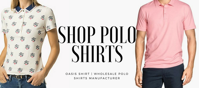 polo shirt manufacturers