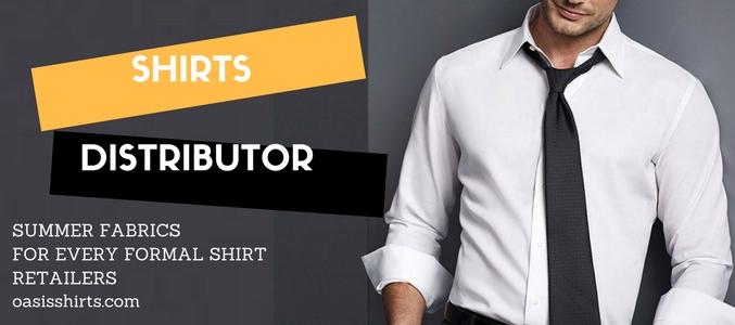 shirts distributor