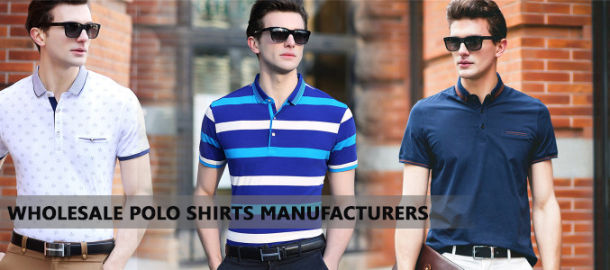 wholesale polo shirt manufacturers
