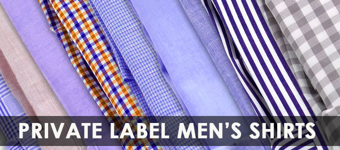 private label shirts supplier