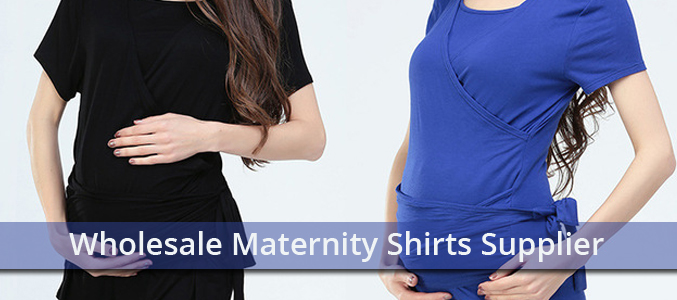 customized maternity shirts