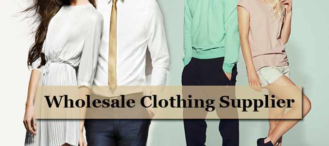 clothing suppliers