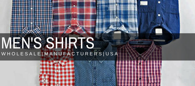 mens shirts manufacturer