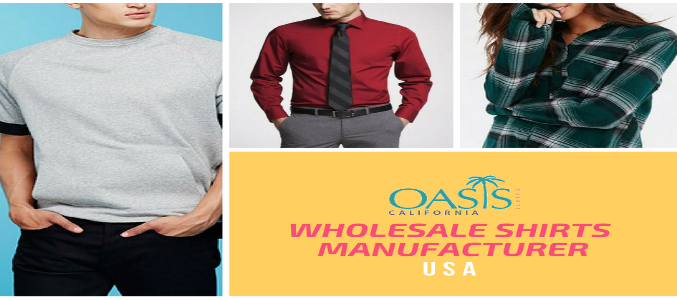 shirts manufacturers