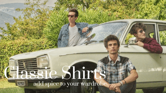 3 Classic Shirts That Can Add Spice To Your Wardrobe!