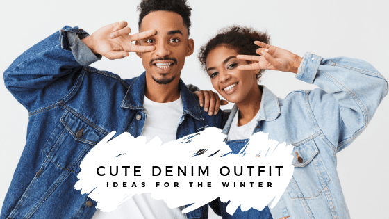 Cute Denim Shirt Outfit Ideas For The Winter