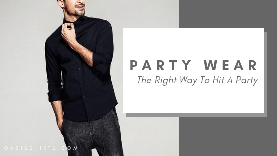 Tuck Or No Tuck – The Right Way To Hit A Party!