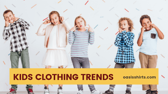 Profitable Kids Clothing Trends You Can Invest In This Year