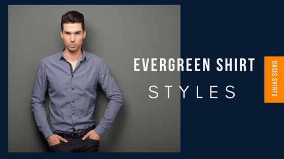 Add A Twist Of Custom To These Evergreen Shirt Styles!