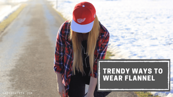 Trendy Ways Women Can Style The Autumn Favorite Flannel Shirt