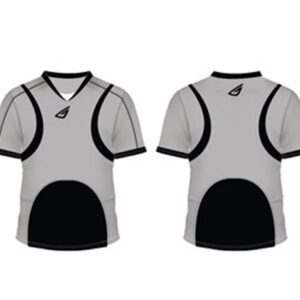 Wholesale Grey and Black Sports Tee Manufacturer