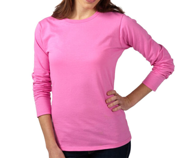 Wholesale Proper Pink Full Tee Manufacturer