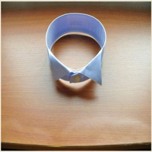 Band Point Collar