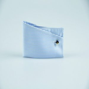 Buttoned French Cuff