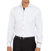 Crisp White Business Shirt Manufacturer
