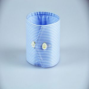 Double Button Barrel Cuff