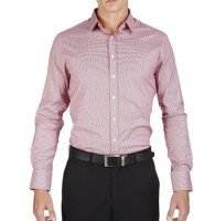 Light Pink Business Shirt Manufacturer