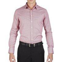 Light Pink Business Shirt Manufacturer