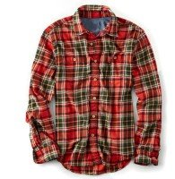 Wholesale Plaid Shirt Manufacturer