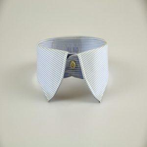 Semi Spread Pointed Collar