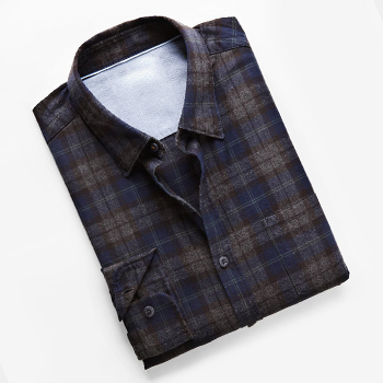 Classy checked cotton shirt, now at Oasis Shirts!