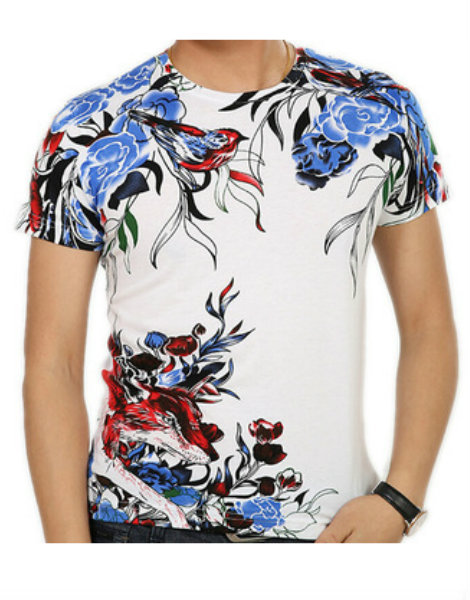 Cheap Custom Printed T Shirts Manufacturer