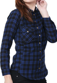 Classic-fit Chest-Pocket Check Shirt Manufacturer
