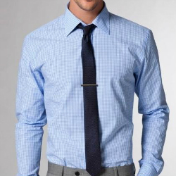 classic fit striped shirts suppliers