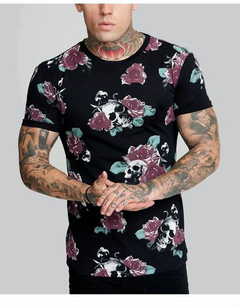 Custom Design Tshirts Manufacturer i