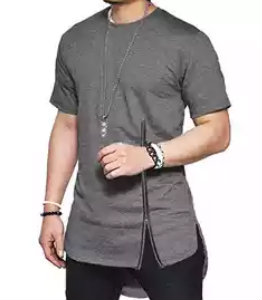 Cute Grey Mens Shirts Manufacturer
