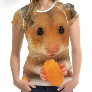 cute mice 3d t-shirt manufacturer