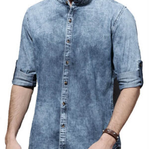 Full Sleeve Denim Shirts Manufactuer