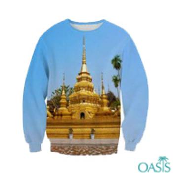 golden temple 3d t-shirt manufacturer
