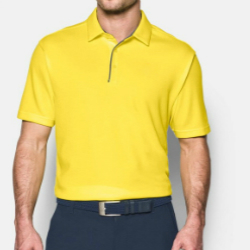 Wholesale Golf Shirt Lemon Yellow Manufacturer
