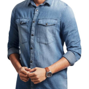 Indigo Blue Denim Shirts Manufacturer