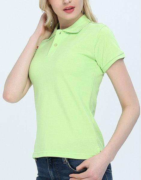 Light Green Polo Shirt Manufacturer i