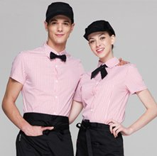 wholesale light pink uniform shirt sets suppliers