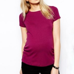 Wholesale Maternity Tee Manufacturer