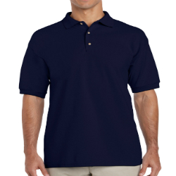 Wholesale Mens Golf Shirt Navy Blue Manufacturer