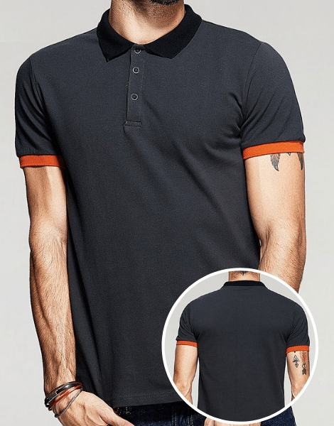 Wholesale Mens Polyester Polo Tshirt Manufacturers