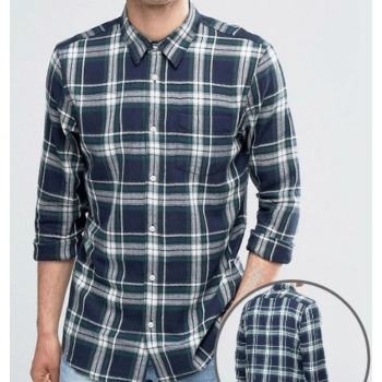 Wholesale Plain Flannel Shirt For Men