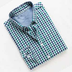 Slim-fit Check Shirt