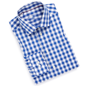 slim-fit-gingham-check-shirt