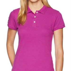 Smart Magenta Polo Tee Manufacturer