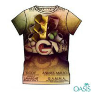 style signal 3d t-shirt manufacturers