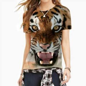 royal bengal 3d t-shirt manufacturer