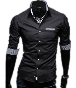 Wholesale Black Party Shirts