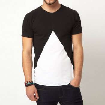 Wholesale Black Round Neck T-Shirt Manufacturer