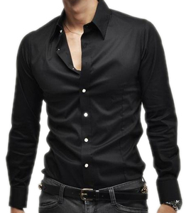 Wholesale Black Shirts For Mens USA Manufacturer