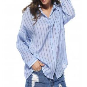 wholesale blue striped shirts suppliers
